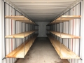 ManCo Rentals Temporary Shelving