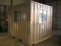 10' Guard Shack-Office
