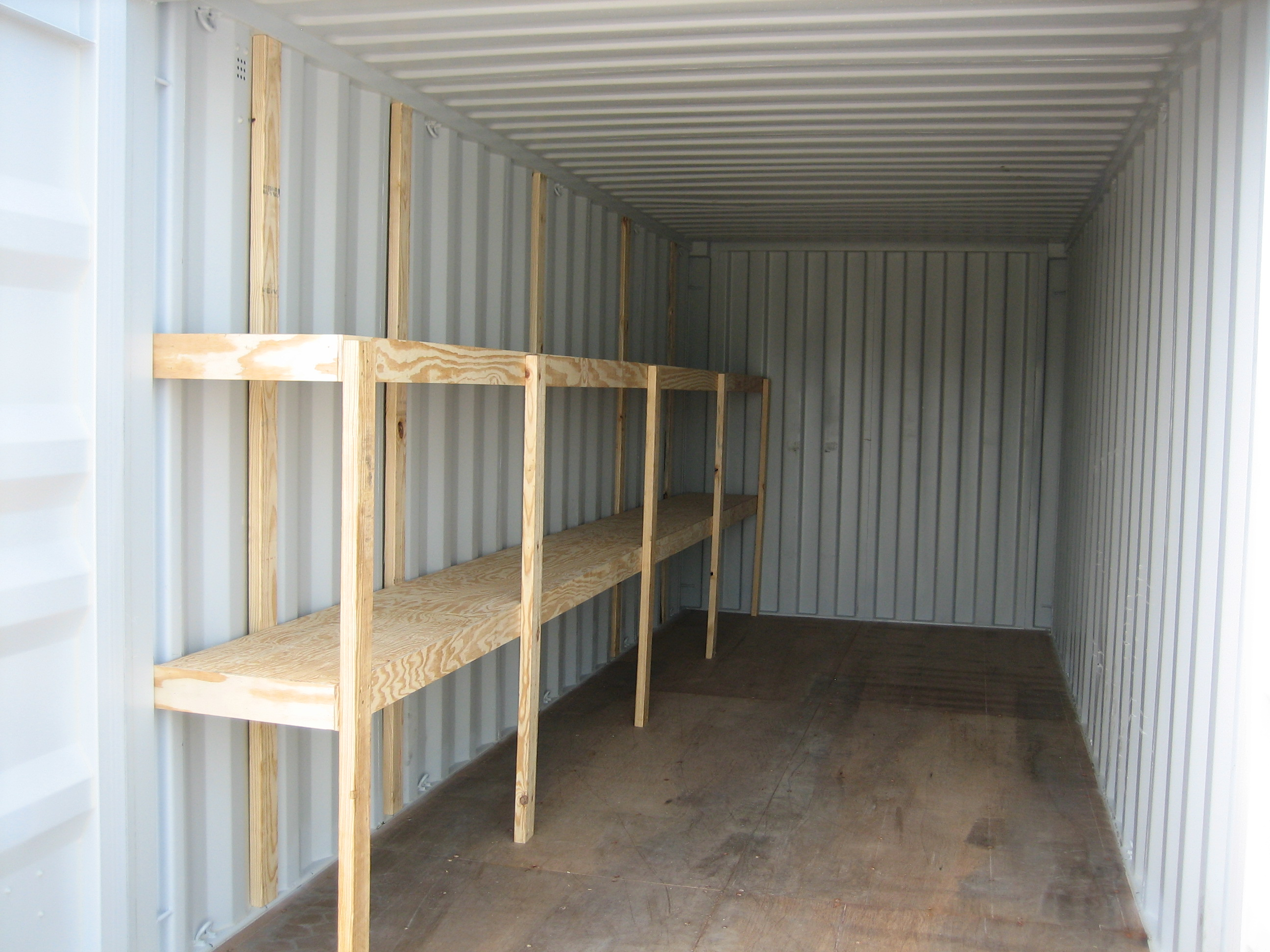 Customized Containers Mancorental